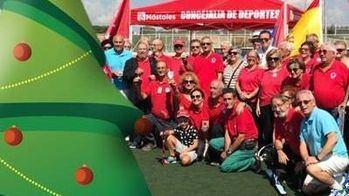 El XI Torneo de Navidad de Ground Golf se celebrará este viernes en el Campo Municipal de Fútbol Iker Casillas de Móstoles