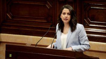 Arrimadas: 'La defensa por la libertad, la igualdad y la democracia me trajeron aquí en 2012 y seguiré defendiéndolo desde el Congreso'