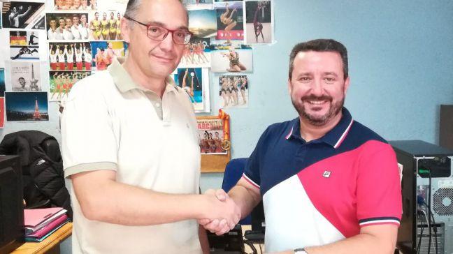 Enrique Sánchez nuevo presidente de la Agrupación Deportiva Natación Móstoles