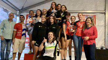 Buenos resultados de Tri Infinity Móstoles en el Campeonato de Madrid