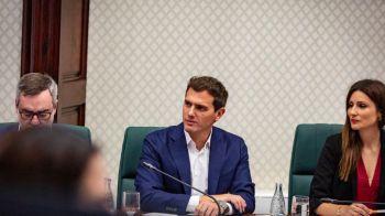 Rivera: 'Hay que unir fuerzas más allá de las siglas para echar a Torra'