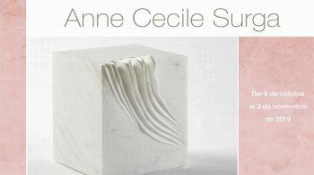 Anne Cecile Surga apela a las emociones en El Museo de la Ciudad de Móstoles