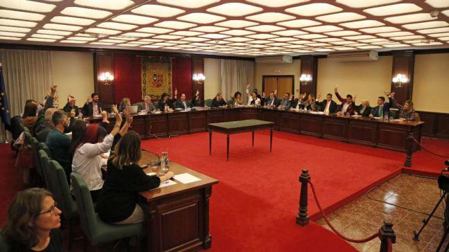 Primera medida de Noelia Posse tras ser reprobrada en el Pleno del Ayuntamiento de Móstoles