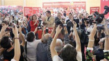 Sánchez: 'El único voto útil para desbloquear el país es el voto al PSOE'