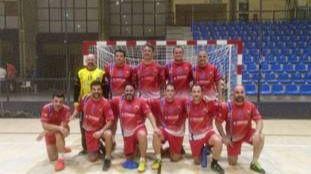 Los veteranos del Club Balonmano de Móstoles logran la cuarta plaza del Campeonato de España