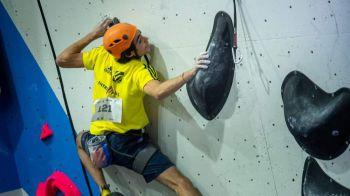 El mostoleño Alejandro Rivas se proclama subcampeón de España de escalada