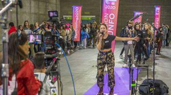 OT 2020 Madrid cierra los castings de 'OT 2020', a los que se han presentado más de 10.000 personas