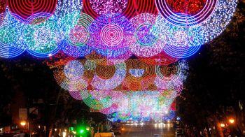 El Ayuntamiento de Madrid encenderá el alumbrado navideño el 22 de noviembre
