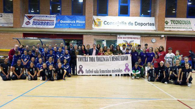 Deporte contra la violencia de género