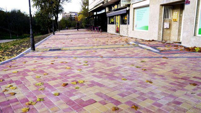 Finalizan las obras de modernización de la Avenida Alcalde de Móstoles