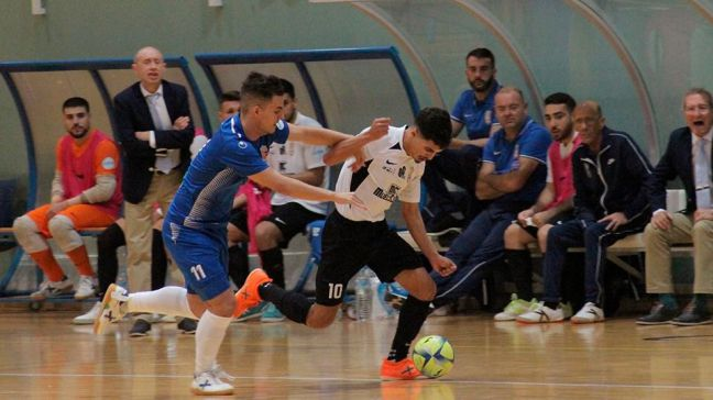 El Ciudad de Móstoles FS se coloca a un punto del play-off