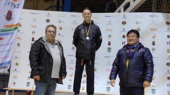 El mostoleño Ramón López se clasifica para el Campeonato de España de Taekwondo