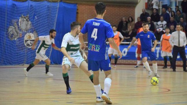 El FS Móstoles pierde en casa 3-6 ante el Elche FS