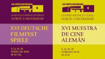 La XVI Muestra de Cine Alemán estará dedicada a la caída del muro de Berlín
