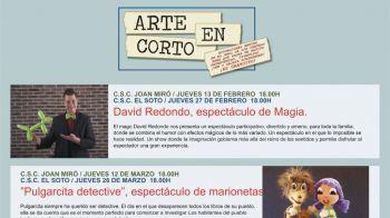 """""""Arte en Corto"""" vuelve con nuevas propuestas de artistas y grupos emergentes"""