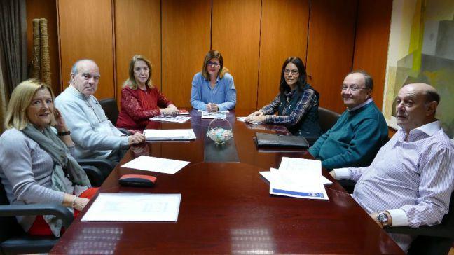 El Ayuntamiento y el Banco de Alimentos impulsan su colaboración