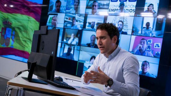 Teodoro García Egea pide al Gobierno que rectifique