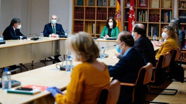 Casi 6.000 personas han muerto desde el pasado 8 de marzo en las residencias de la Comunidad de Madrid