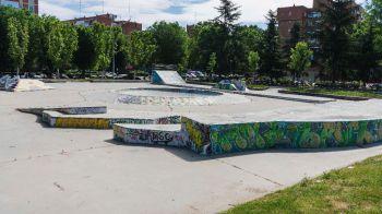 El Gobierno de Móstoles reabre las pistas de skate de la ciudad