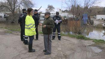 Móstoles colaborará en un plan de choque para atajar los vertidos sólidos urbanos al cauce del río Guadarrama