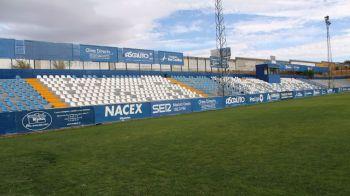 El CD Móstoles URJC y el Móstoles CF compartirán el Estadio Municipal de Fútbol 'El Soto'