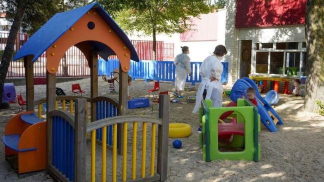 Las escuelas infantiles de Móstoles reciben diariamente a cerca de un centenar de niños