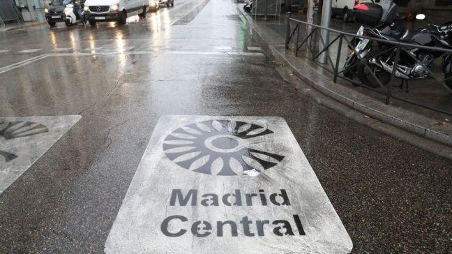 La Justicia anula 'Madrid Central' y podrían anularse todas las multas