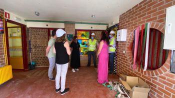 Comienzan las obras de rehabilitación del CEIP Pablo Sorozábal