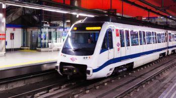 Se reduce un 26% la huella de carbono en el Metro de Madrid