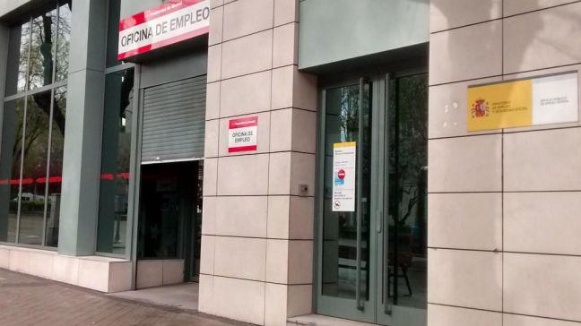 España registró una tasa de paro del 15,8% el pasado mes de julio