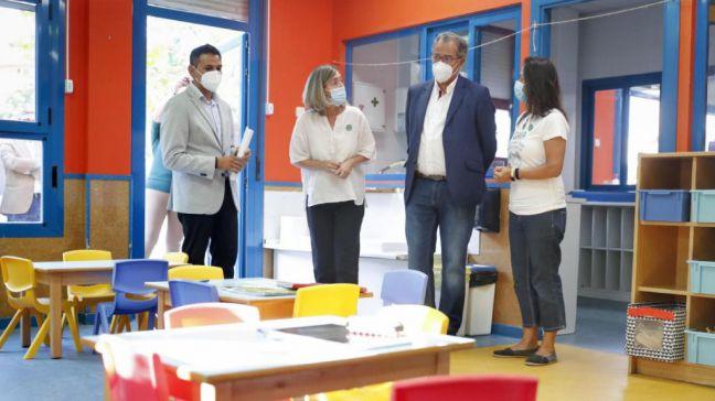 Las Escuelas Infantiles públicas supera por primera vez a las privadas