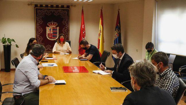Noelia Posse denuncia que Díaz Ayuso bloquea los fondos del Gobierno Central para la COVID-19