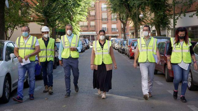 Móstoles asfaltará más de 70.000 m² de calzadas en una veintena de calles