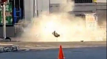 Los TEDAX explotan la mochila de un hombre que fingía llevar explosivos en el Metro de Madrid