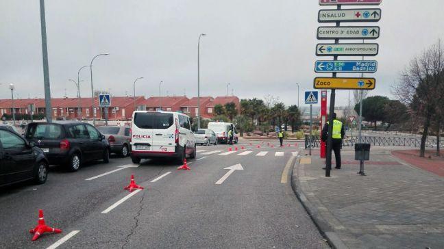 Móstoles es la ciudad con menos fallecidos en accidentes de tráfico en el casco urbano