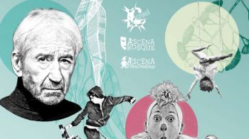 José Sacristán encabeza la programación de 'A Escena' del fin de semana