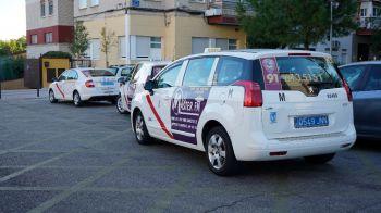 Cerca de 300 desinfecciones gratuitas con ozono de vehículos del sector del taxi
