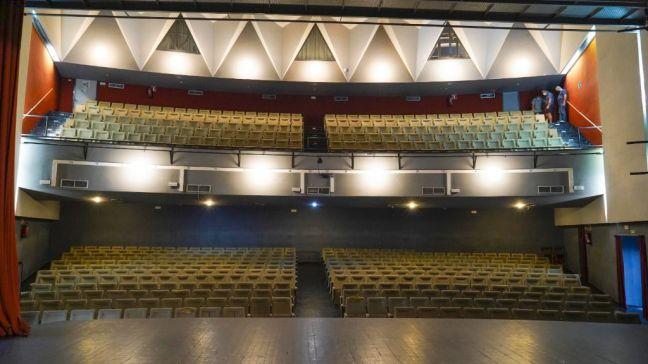 Comienza la renovación del Teatro del Centro Cultural Villa de Móstoles
