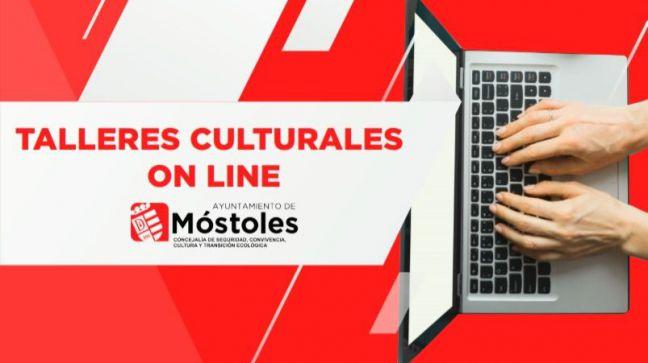 40 talleres online para reactivar la oferta cultural de Móstoles