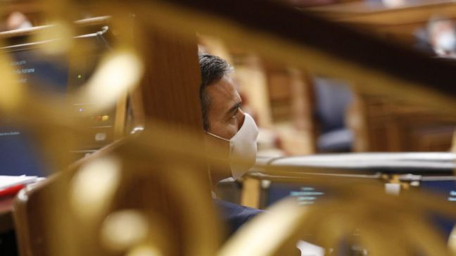 El Congreso de los Diputados rechaza la moción de censura contra el Gobierno