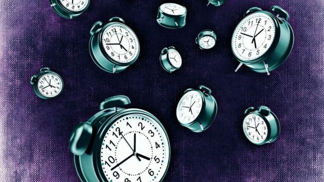 Este domingo se cambia la hora