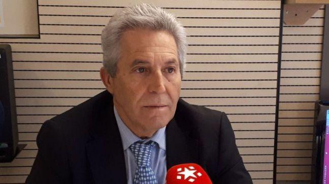 Móstoles lamenta el fallecimiento del presidente del Móstoles C.F., Antonio del Cerro