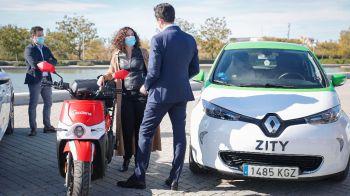 Bonos de 1.250 euros para alquiler de motos o coches eléctricos