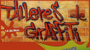 Un taller de arte urbano gratuito en Móstoles