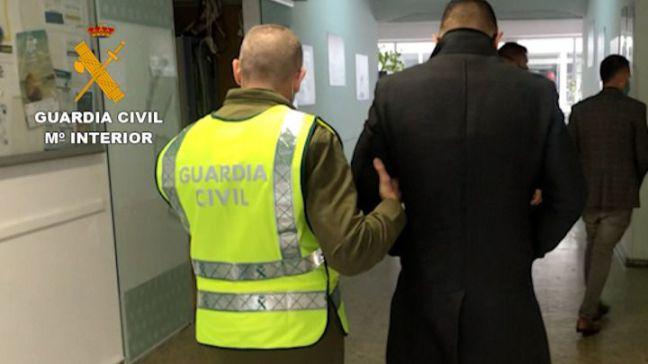 Cae una organización delictiva especializada en el robo y despiece de vehículos que actuó en Móstoles