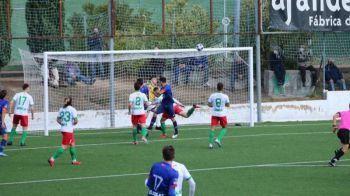 El C.D. Móstoles vence al Trival Valderas (0-4)