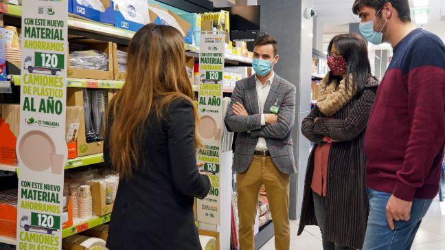 Móstoles elegida para el proyecto piloto de gestión sostenible de Mercadona