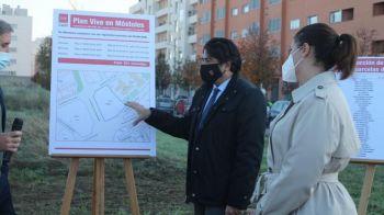 La Comunidad construirá en Móstoles 381 viviendas adscritas al Plan Vive Madrid