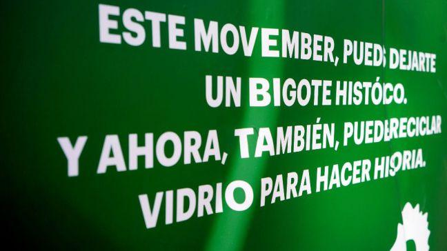 Móstoles se suma al 'Movember' contra el cáncer de próstata y testicular