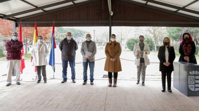 Móstoles rinde homenaje a los mayores del municipio